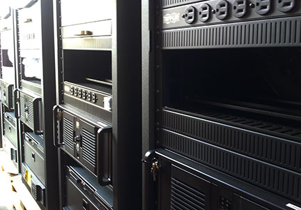 LMS racks roll out of MiT
