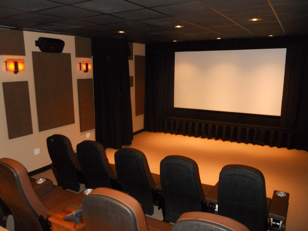 Open Road Films Screening Room Moving Image Technologies